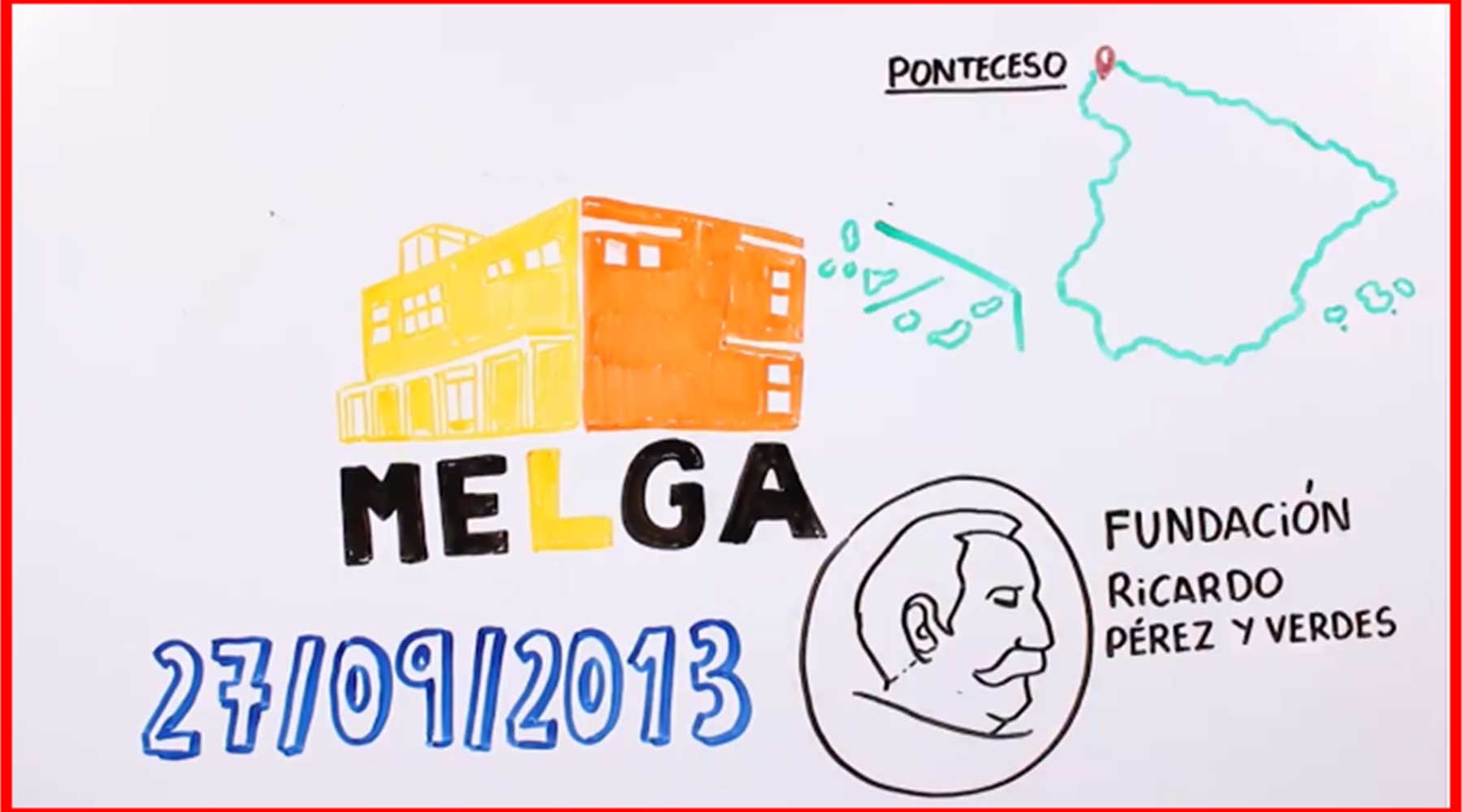 Video Comic do Melga
