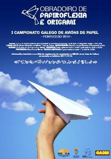 Obradoiro de papiroflexia e origami