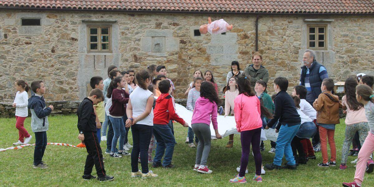 Gran festival de xogos e deportes tradicionáis galegos no Festiletras do Couto de Ponteceso de A Coruña