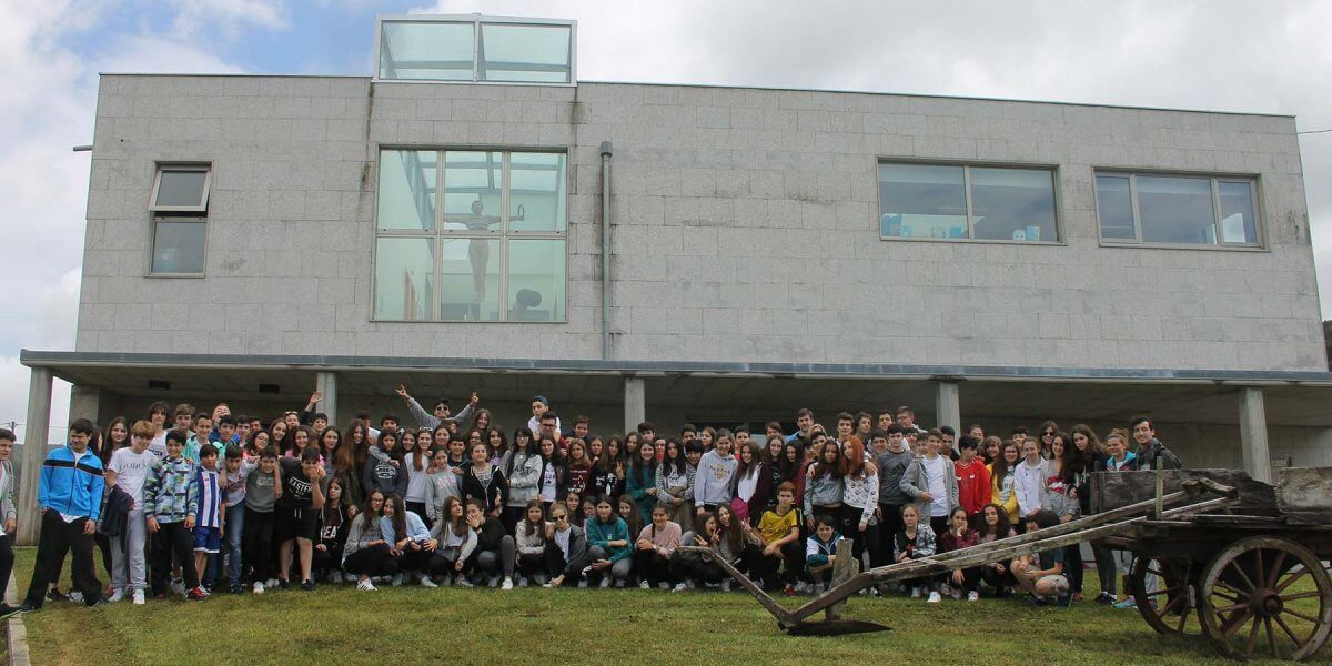 Colegio Liceo La Paz (A Coruña) no Melga