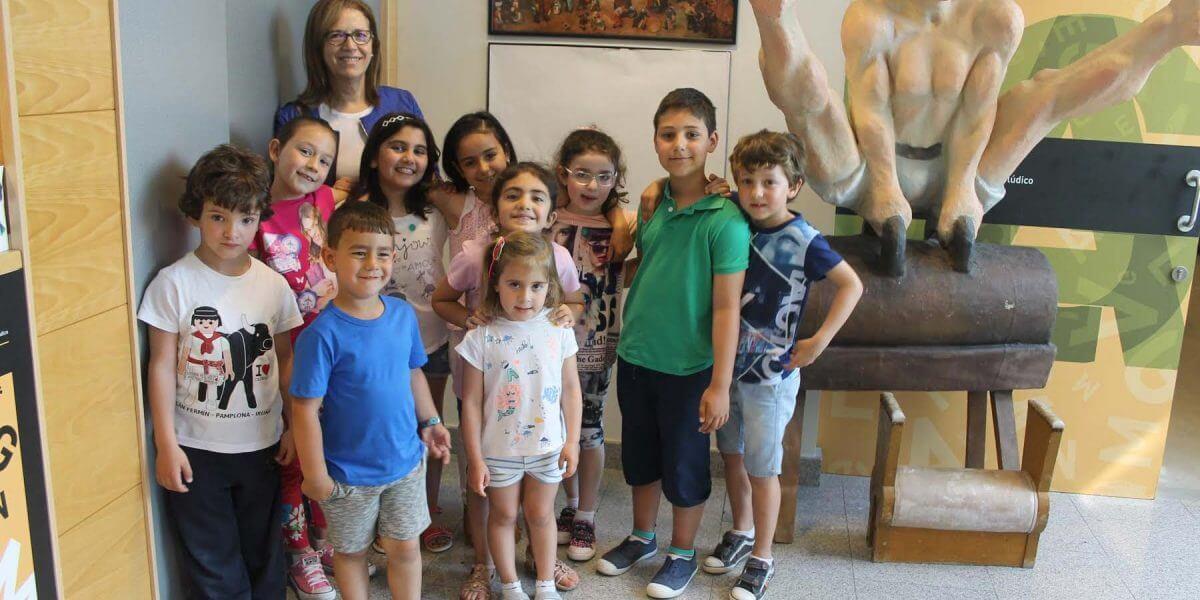 Escola de Parvulos Torre Xallóns no Melga