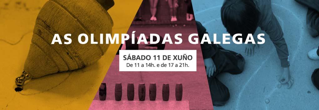 Olimpíadas galegas en As Cancelas