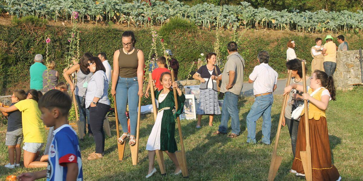 Xogos do Medievo en Rioboo