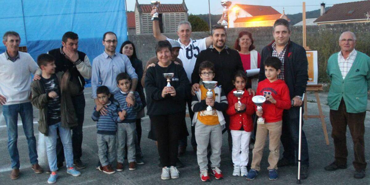 Campionato de Tirabalas no Melg