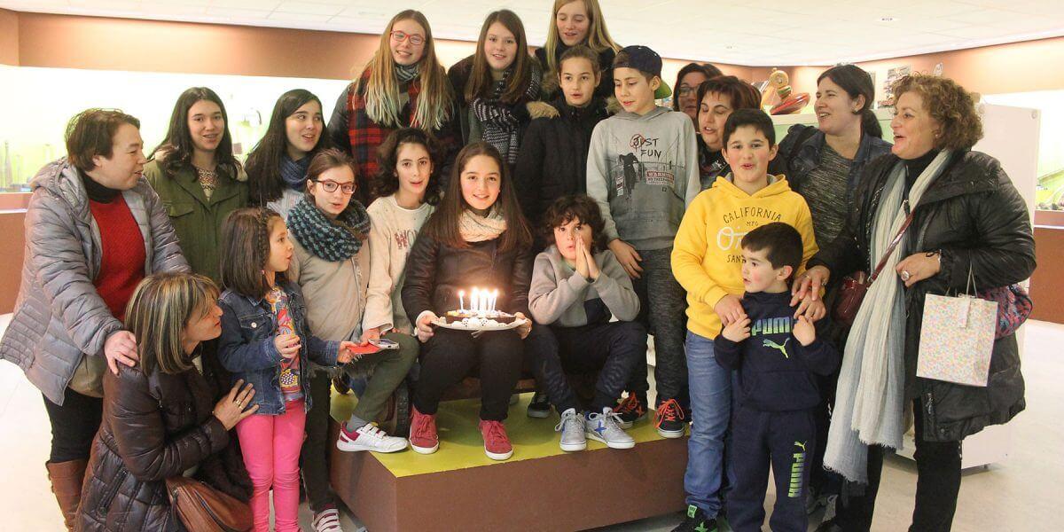 Celebra tu cumpleaños en el Melga