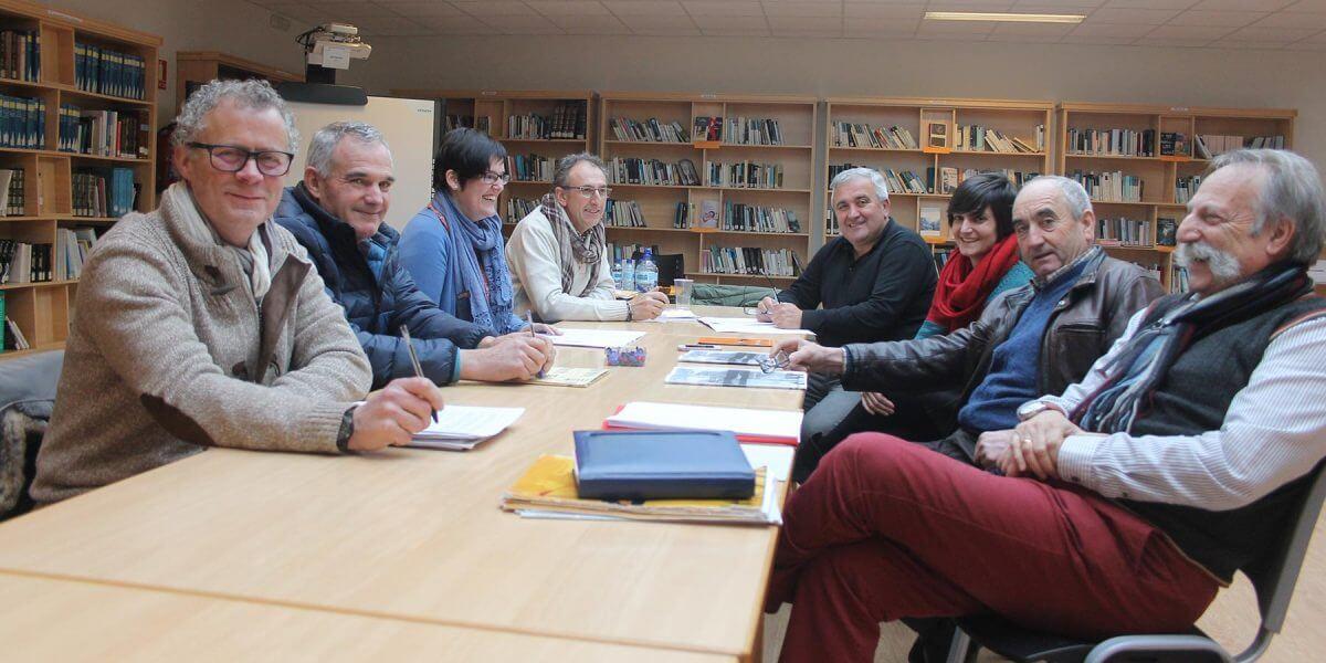 Xuntanza do Patrimonio Lúdico de Galicia no Melga