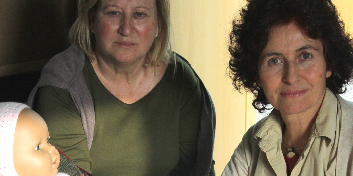 Mariña Regueiro González- Barros y de Carmen Romero Fadrique