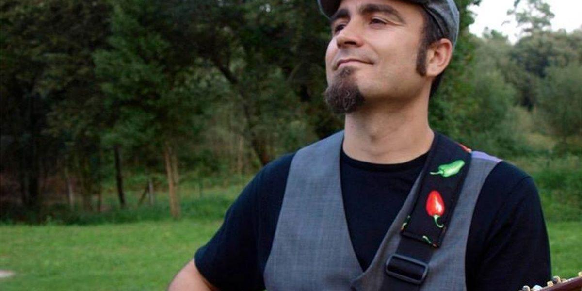 Luís Vadecillo en el Melga