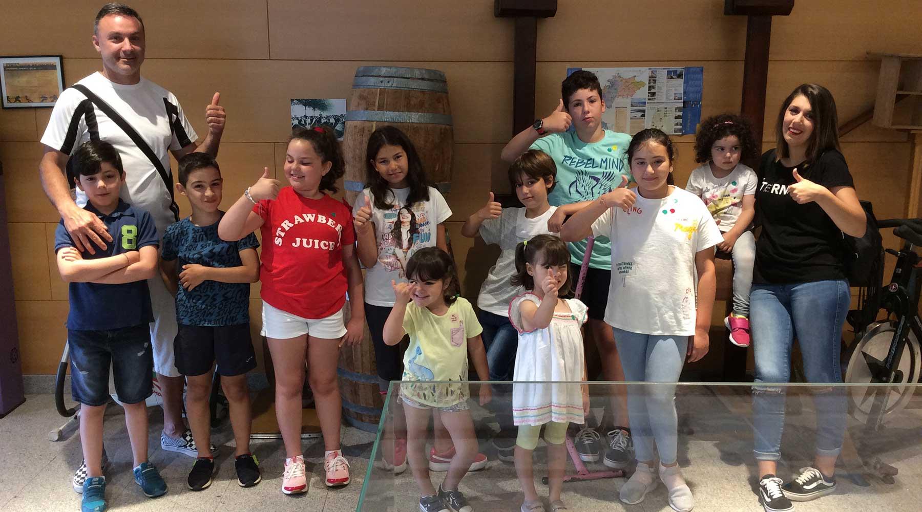 City Kids en el Melga