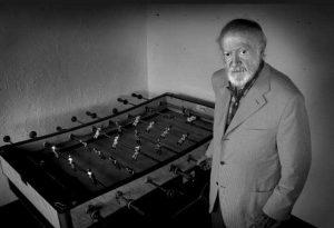 El inventor del futbolín