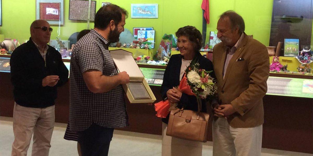 Inauguración de la extraordinaria colección de juguetes de ingenio de Juan Antonio Rodríguez Díaz