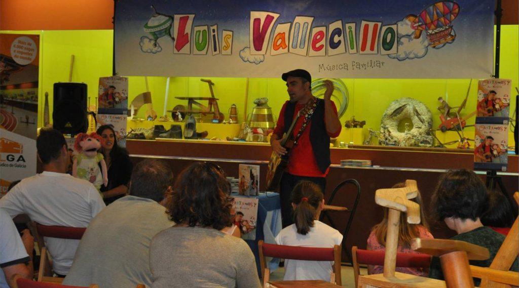 Luis Vallecillo no Melga