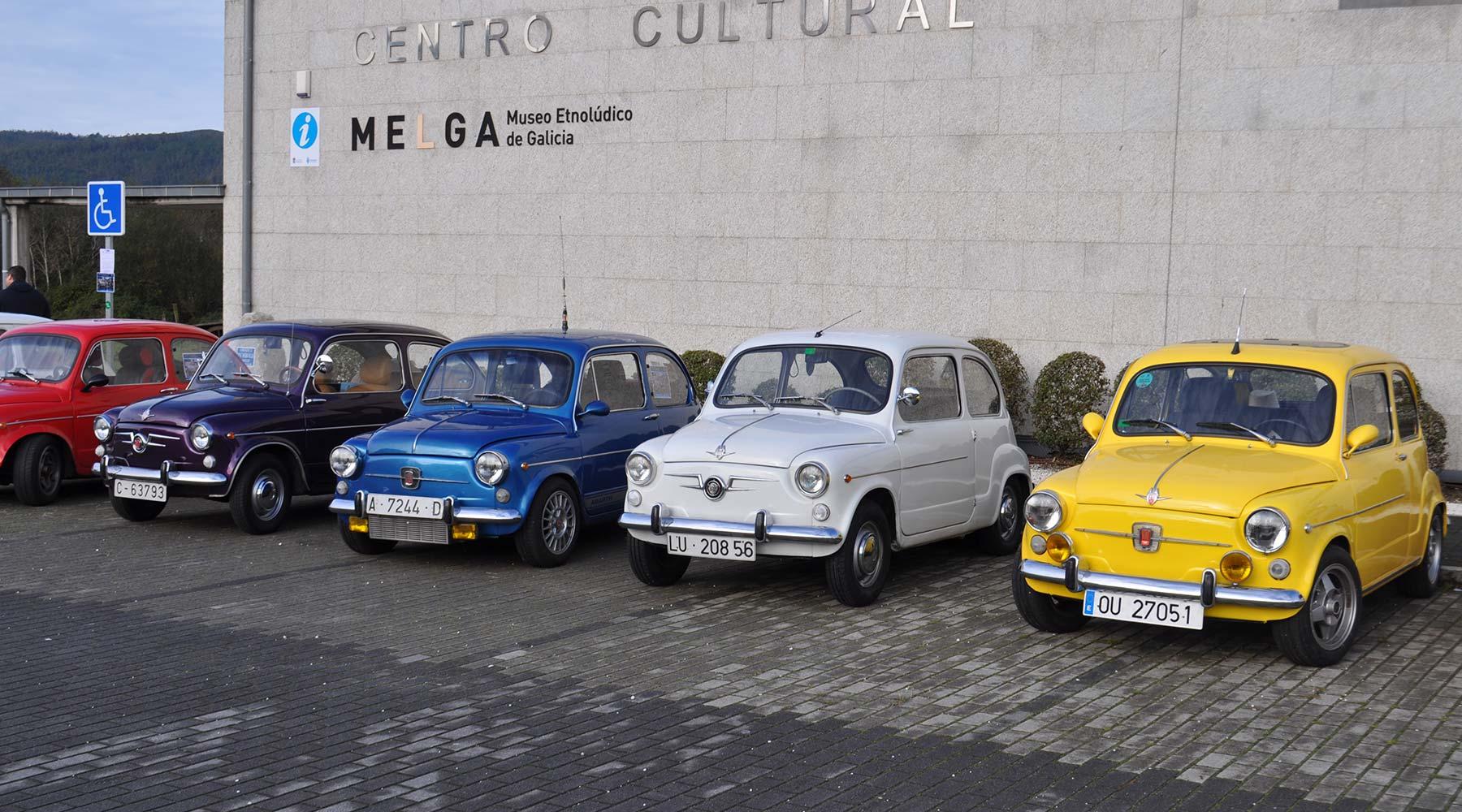Exitazo na última concentración da tempada do Clube 600 de Galicia en Ponteceso