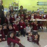 El Castro British School A Coruña visita o Melga