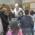 O Melga recibe axencias de viaxes e grupos familiares da provincia de A Coruña