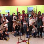 El ANPA del CEIP Rosalía de Castro de Tarrío visita el Melga