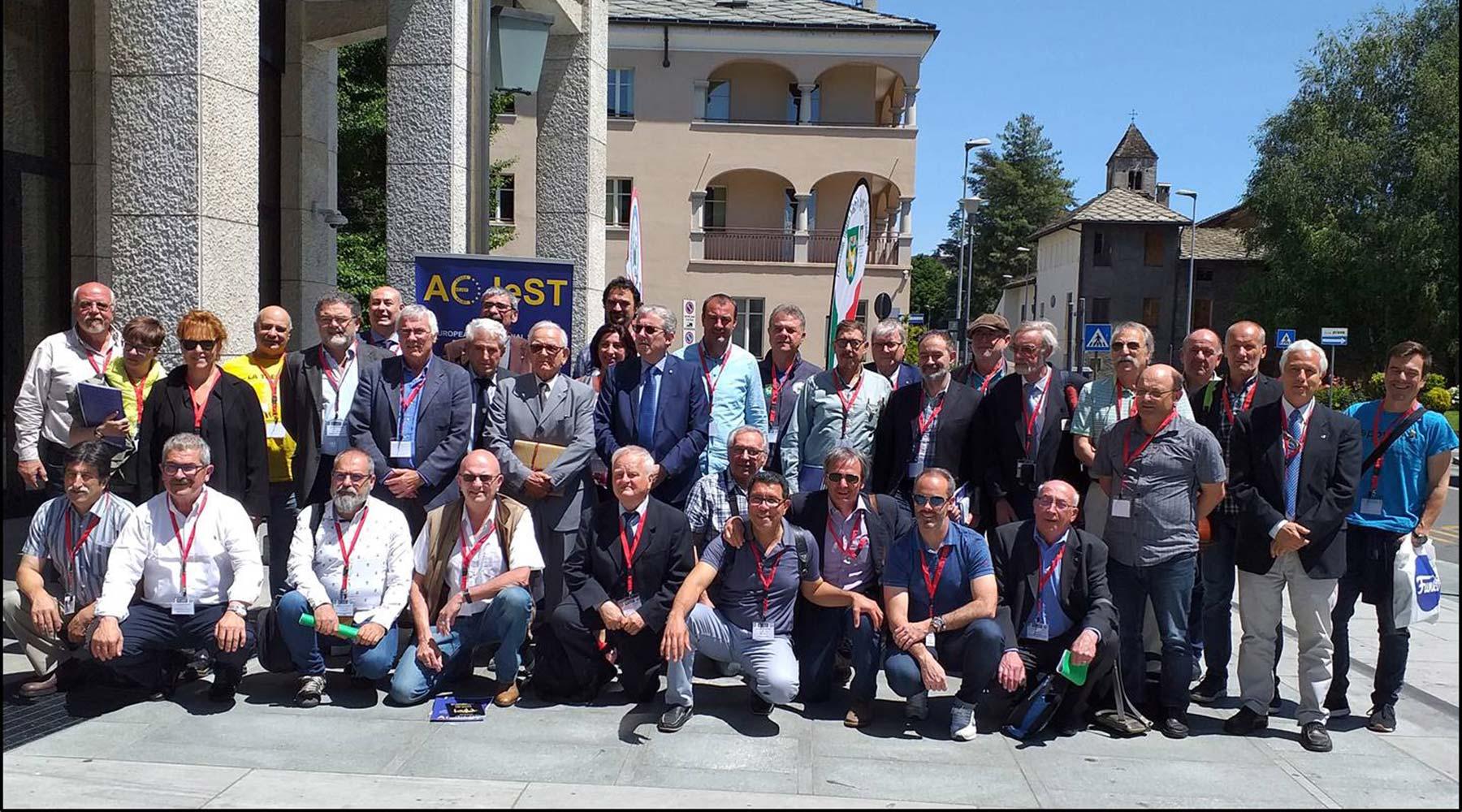 O Director do Melga representa a Galicia na Asamblea Europea de Xogos e Deportes Tradicionáis