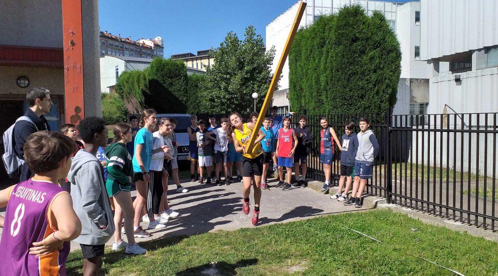 Rematadas as visitas escolares no Melga inicianse os Campus lúdicos deportivos