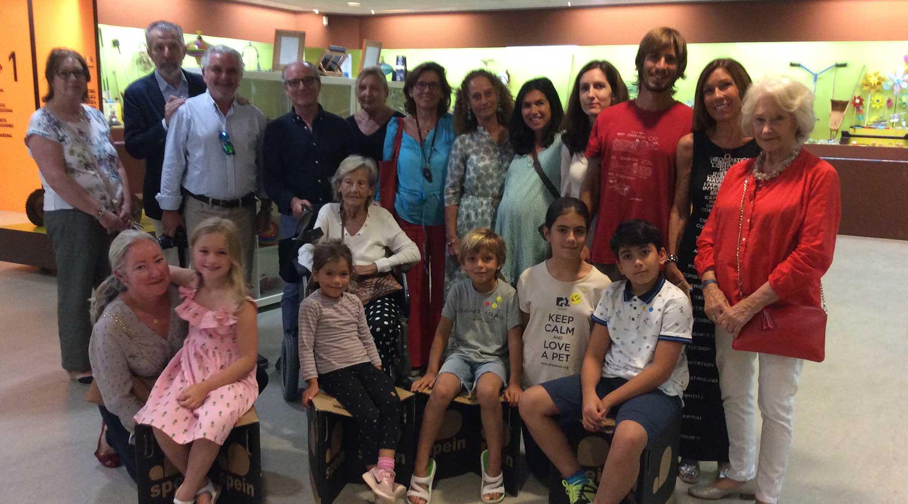 Domingo lúdico no Melga coa saga familiar dos Álvarez de Sotomayor
