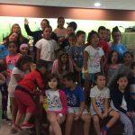"""O grupo """"Concilia no Veran"""" do Concello de Ponteceso realiza unha visita rápida matinal ao Melga"""