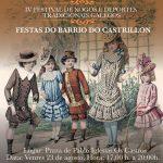Festas no Barrio de Castrillón