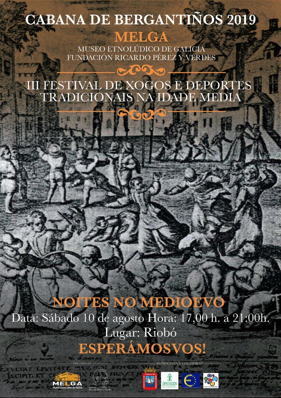 III Festival de Xogos e Deportes Tradicionáis na Idade Media