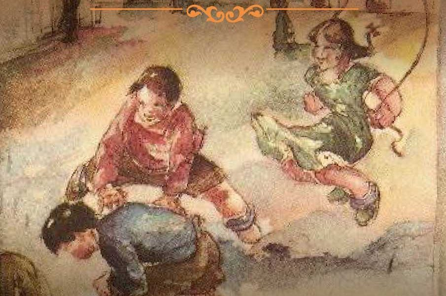 O Melga de Ponteceso en O Esto (Cabana de Bergantiños) con motivo das festas do patrón San Ramón