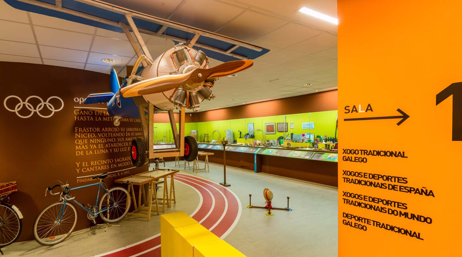 Sexto aniversario del Museo Etnolúdico de Galicia MELGA