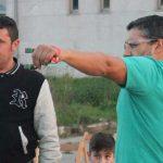 O campión Carlos Andrade será o tirador para bater no V Campeonato de Tirabalas de Ponteceso