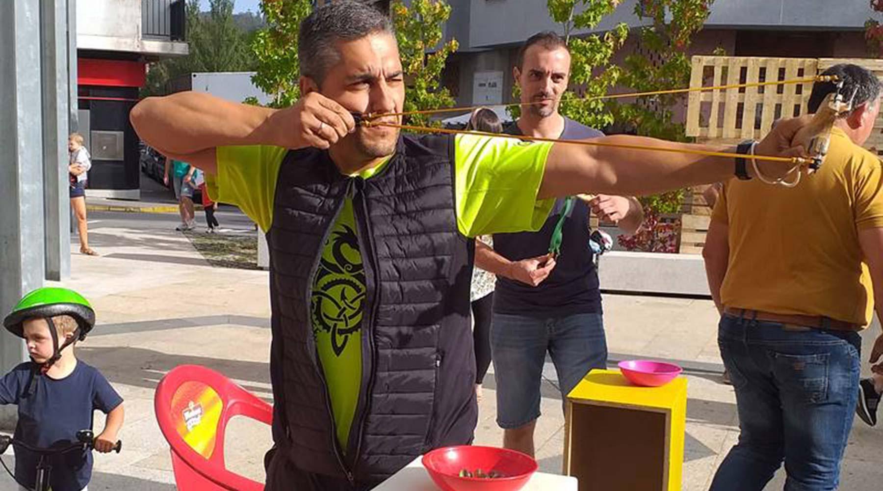 O pentacampeón Carlos Andrade de Ponteceso revalidou o seu título ademais de batir o récord de puntuación