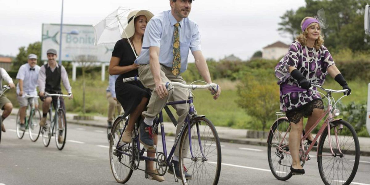 Posta a punto da VI Roteiro de Bicicletas Clásicas