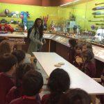 Por terceiro ano consecutivo o Colexio British School Coruña visita o Melga de Ponteceso