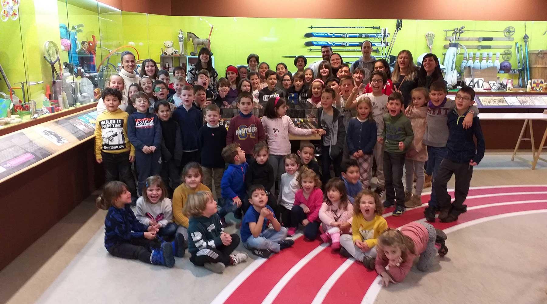 Outro novo centro docente únese ás visitas guiadas ao Melga