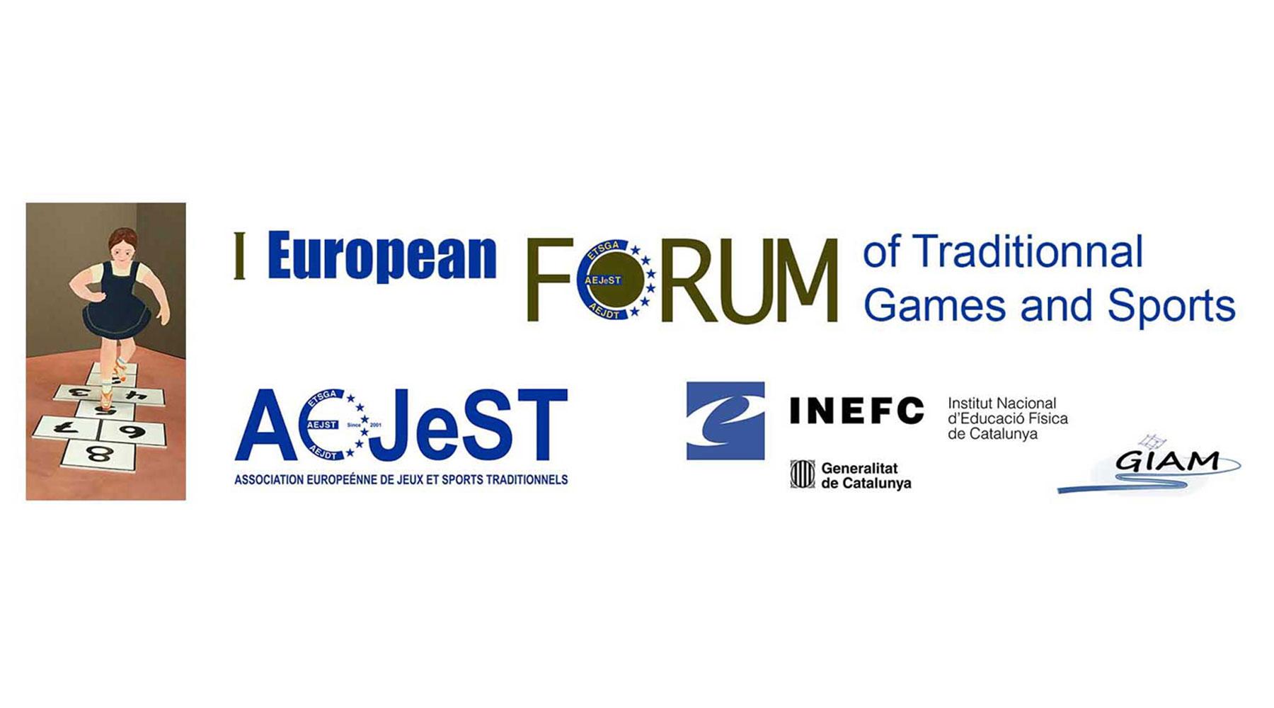Participación no I Forum Europeo de Xogoss e Deportes Tradicionáis do Melga