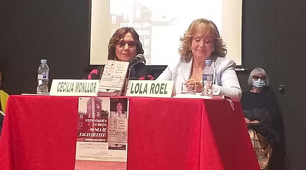 La Secretaria de la Fundación Ricardo Pérez y Vedes presenta su último libro