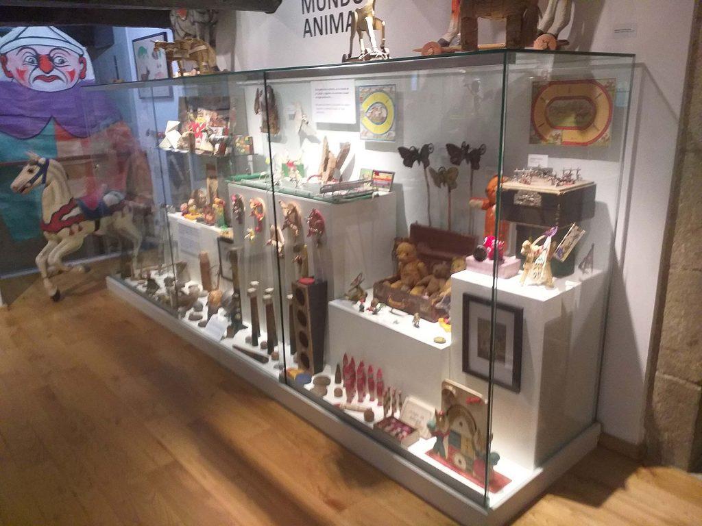 En Lalín inaugurase o Museo Galego do Xoguete e as Marionetas